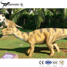 Scdino-131 Outdoor Playground Intelligent Customize Dinosaur Statue For Sale