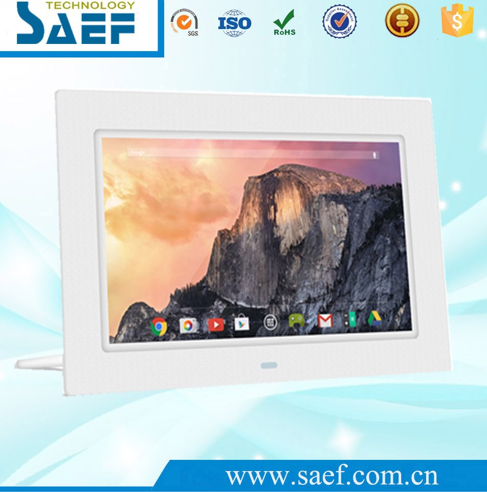 Wholesale allwinner A33 quad core wifi android advertising player 10.1 inch tablet PC