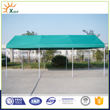 3*6m snow resistant garage shelter canopy in high quality ,factory price,steel structure and PE materials