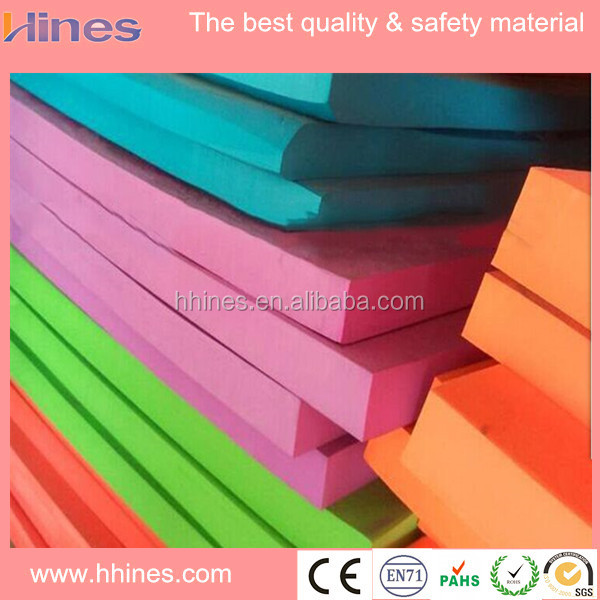 Non-toxic/no peculiar smell /high quality EVA foam/diy eva sheet/school arts diy eva
