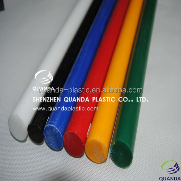 manufacturer of extrusion plastic POM rod