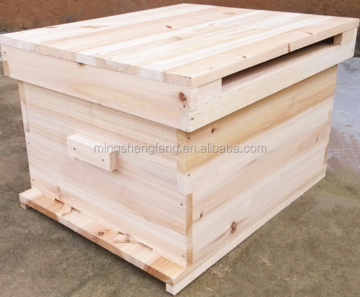 best selling fully hand made bee hive, langstroth beehive