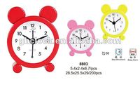 2015fashion cat shape talking clock.(8803)