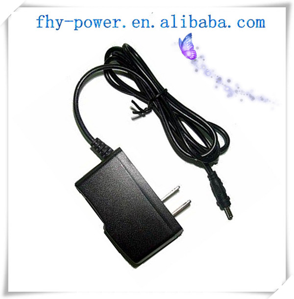 With CE,UL 500mA dc 8.4v battery charger made in china