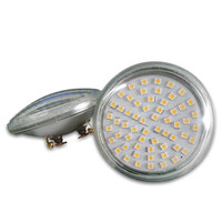 Top quality 3years warranty 8W gu10 led 3000k warm white Ra80 dimmable 120 degree led lighting spot