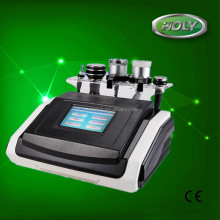 Portable Ultrasonic Liposuction Rf+cavitation+vacuum+bio Machine For Sale