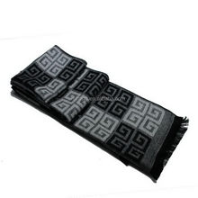 Popular factory direct custom made shawl ladies silk scarves