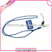 popular fashion style funny custom logo zipper lanyard