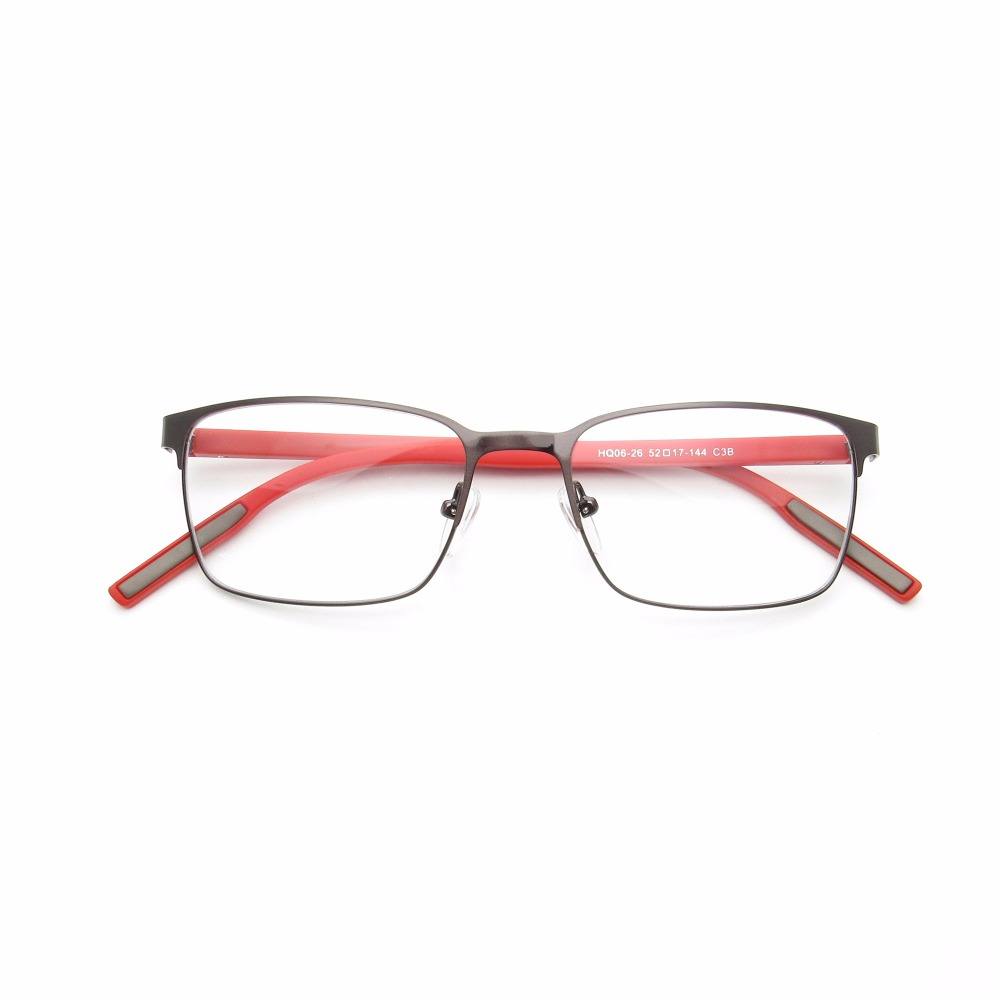 Factory wholesale HQ0626 good flexibility impact resistance TR optical frame