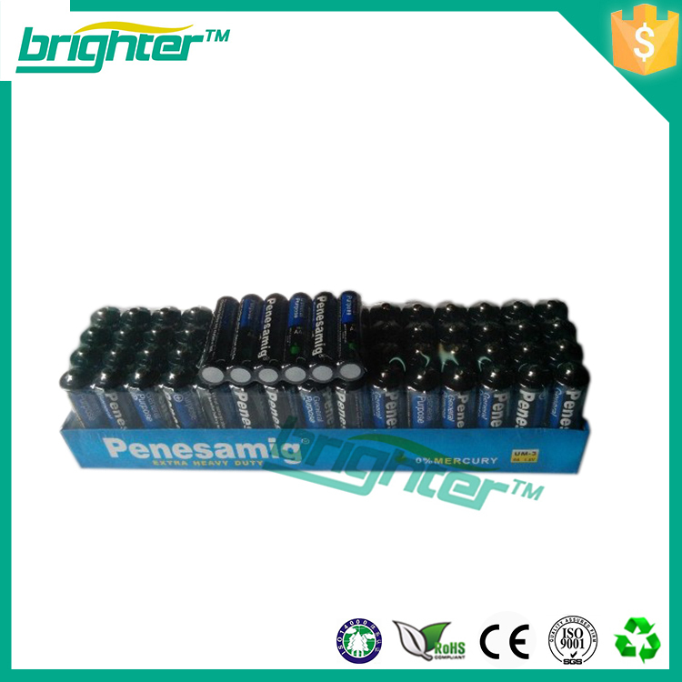 cheap price of aa carbon zinc dry battery for male sex toy in Egypt market