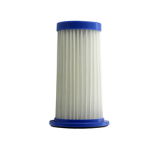 vacuum cleaner parts 55*129 round white hepa filter to filter air high efficient for FC 82 series