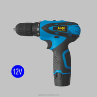 KAQI professional power tools 12v power craft cordless drill battery high quality