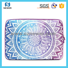 Colorful Waterproof Neoprene Laptop Sleeve for business beauty