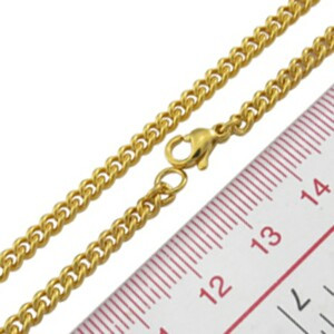 fashion 316L stainless steel metal jewelry models of gold chians gold filled chain italian gold chain