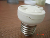 Hot Sale g24 cfl lamps 2u CFL Lamp Base,Lamp holder,High Watt 4u Energy Saving Lamp CFL Socket.