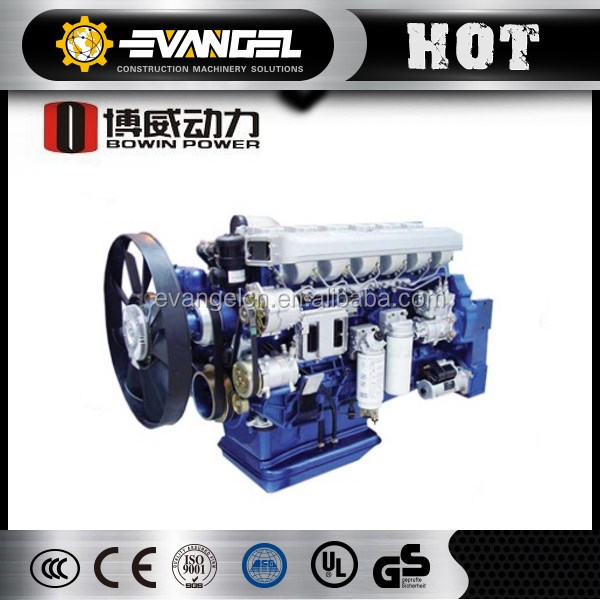 Yunnei Power Diesel Engine 490QZL Engine Assembly Engine Part