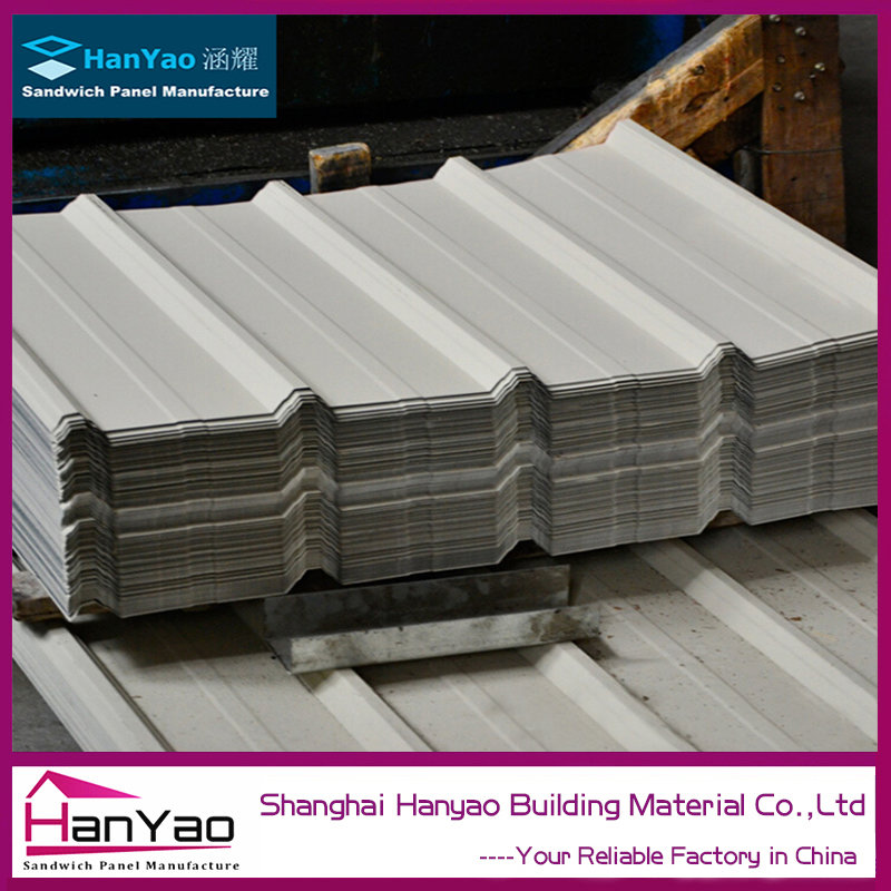 0.3-0.8mm Thickness Metal Roofing Tiles Color Coated Galvanized Steel Coil PPGI Roof Tile
