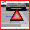 high quality low price reflective warning triangle for car