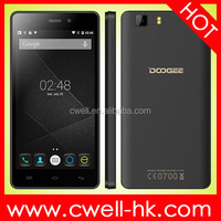 DOOGEE X5 5 iInch HD IPS Touch Screen MTK6580 Quad Core 1GB RAM 8GB ROM 5MP Rear Camera Gorilla Glass Andriod Phone