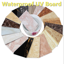 Low price uv pvc fireproof board for decorative