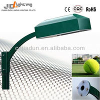 1000w cheap galvanized steel outdoor tennis basketball court light with pole