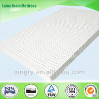 natural latex mattress topper talalay