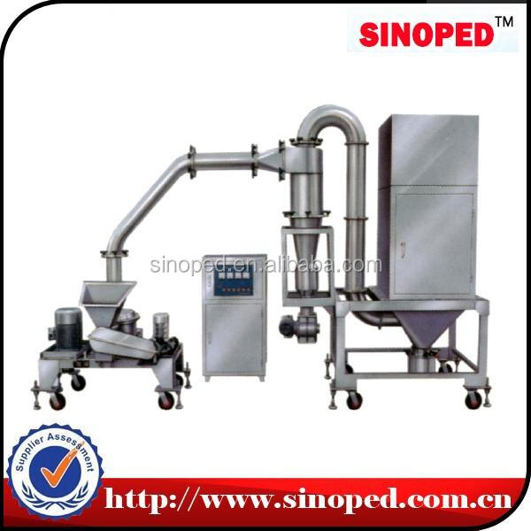 China Multifunctional Electric Disc Pulverizer