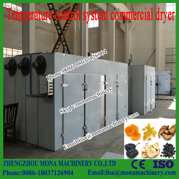 Electric automatic industrial apple dryers for sale//gas fruits vegetables meat dryer
