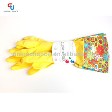 Popular Wholesale Latex Household Gloves