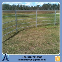 low cost livestock fence hot sale,50-60 head cow livestock fence semi trailer,used livestock fence panel