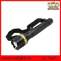 Powerful Long Lifetime Zoomable Long Focus Torch