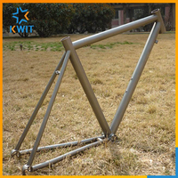 Titanium Frame for Road Bike & Bicycle