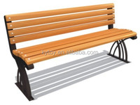 2014 newest simple wooden bench design
