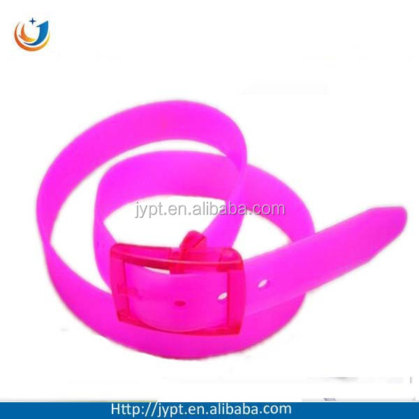candy belt jelly belt silicone rubber belt