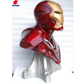 Amusement Park sculpture life size ironman statue
