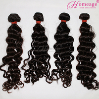 Homeage Guangzhou high quality wholesaler brazilian human hair bulk extension