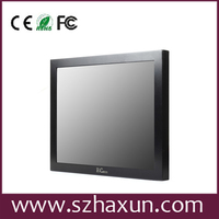 IP65 Front Aluminum Industrial Touch Computer