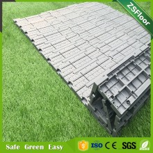Turf protection flooring interlocking floating flooring