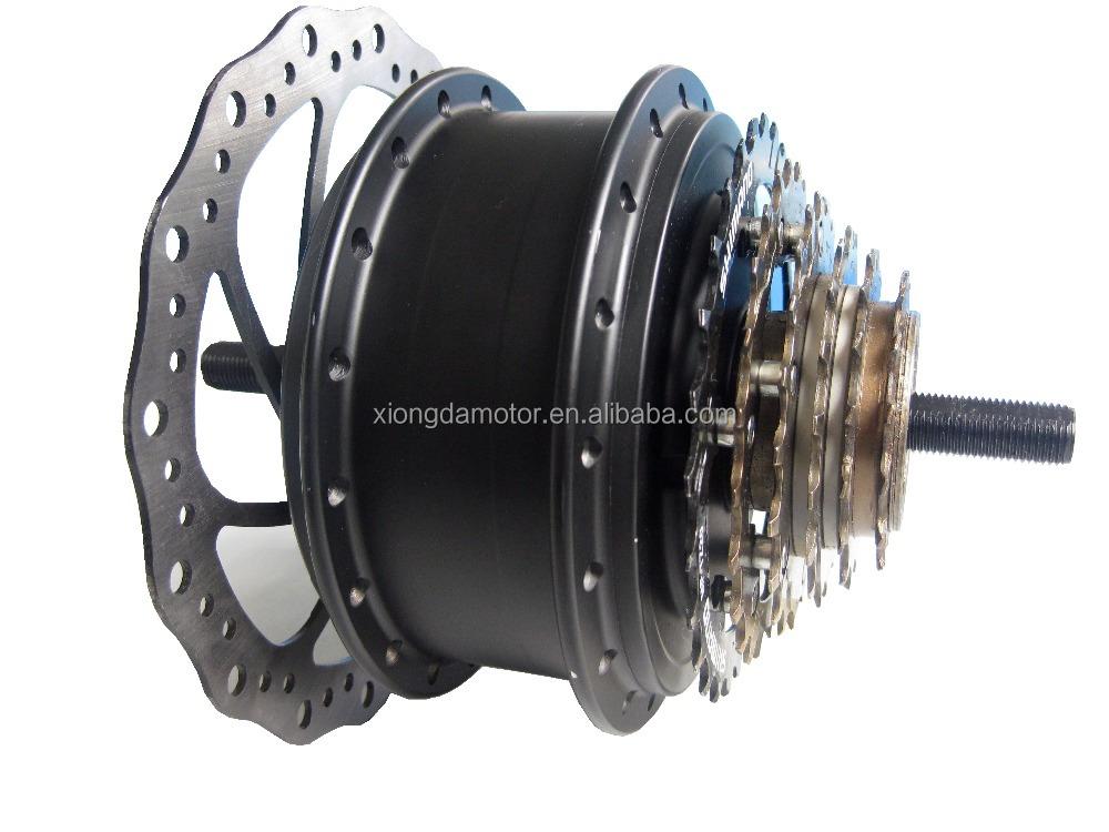 Best seller ytw 03 e bike rear wheel hub motor with disc for Best bike hub motor