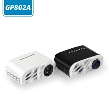 simplebeamer GP802A double HDMI port new mini led projector,Micro Portable game Projector with ATSC,HDTV