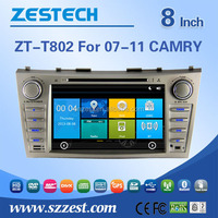 touch screen fiat linea car dvd For TOYOTA 2007-2011 CAMRY support Radio/Audio/GPS/DVD/RDS/Bluetooth/MP4 player/HDMI