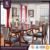 American post modern dining room Series furniture sets customizable