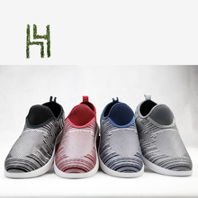New Style Popular Factory Making Men Canvas Shoe