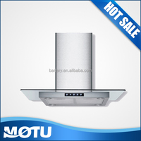 kitchen led lighting mini range hood with oil screen