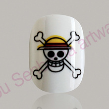 Senboma one piece kids fake nails fun nail designs for kids cute nail art tips