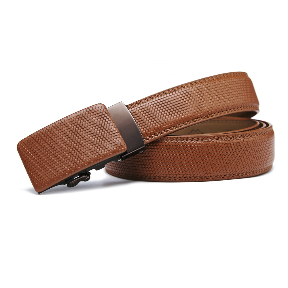 Custom <strong>belts</strong> low moq brown color fashion customized <strong>belt</strong> man 130cm length