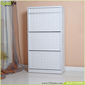 Goodlife 3 drawers Modern Economical Panel shoe cabinet