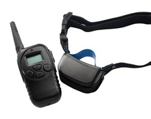 Best selling product model training collar <strong>pet</strong> 556 yard transmitter and receiver control with two 2 dogs training shock collar
