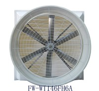 direct drive exhaust fans / High temperature ventilation fan for industrial/poultry/greenhouse