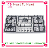 5 burner Built-in Gas stove/Gas Hob/Gas Cooker XLX-9245S1